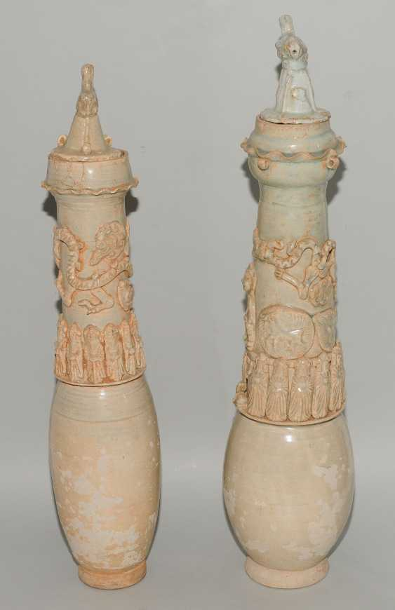 2 urn vessels - photo 5