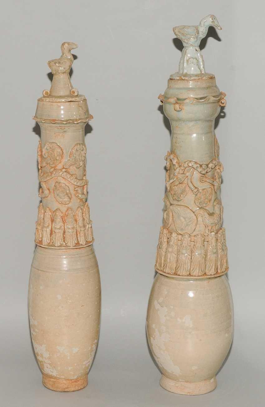 2 urn vessels - photo 6