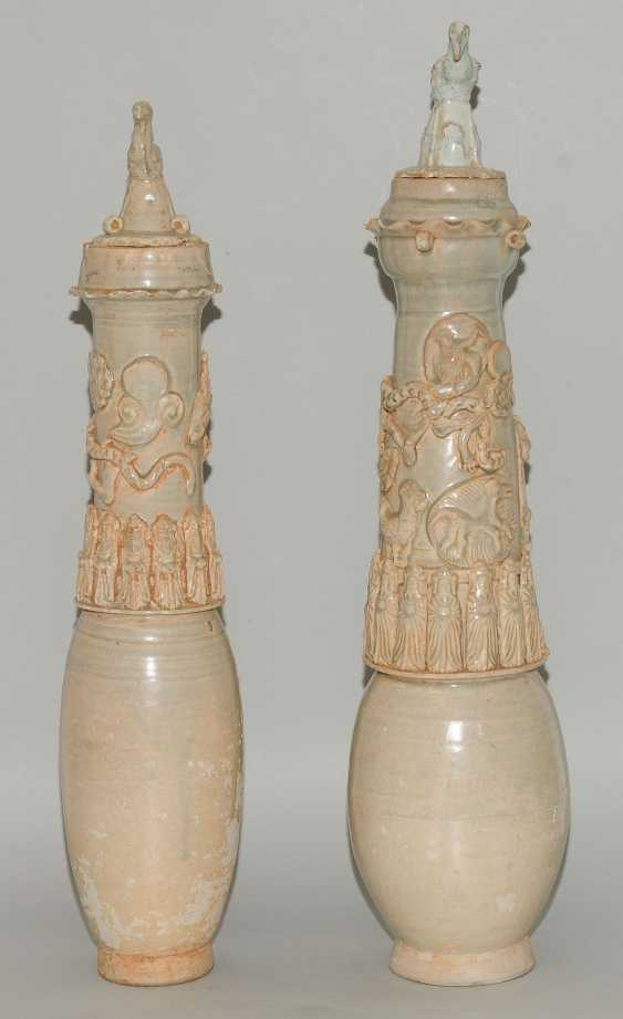 2 urn vessels - photo 8