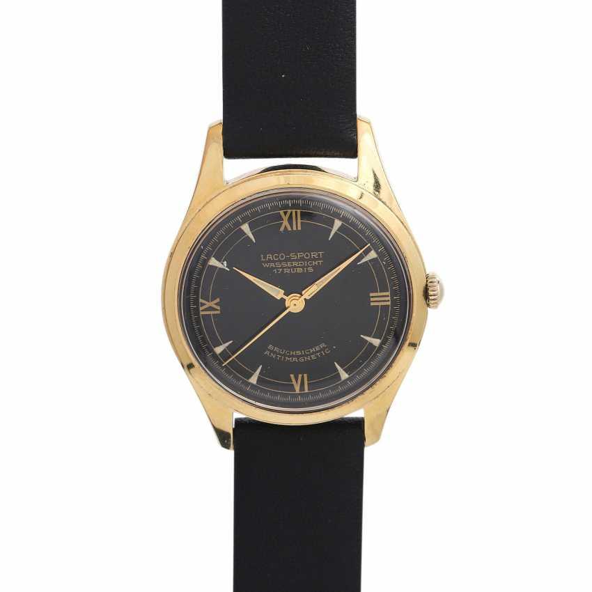 Auction: LACO Sport VW Vintage men's watch, 1950s. — buy
