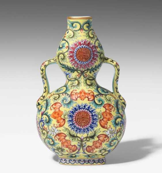Gourds-Handle Vase - photo 1