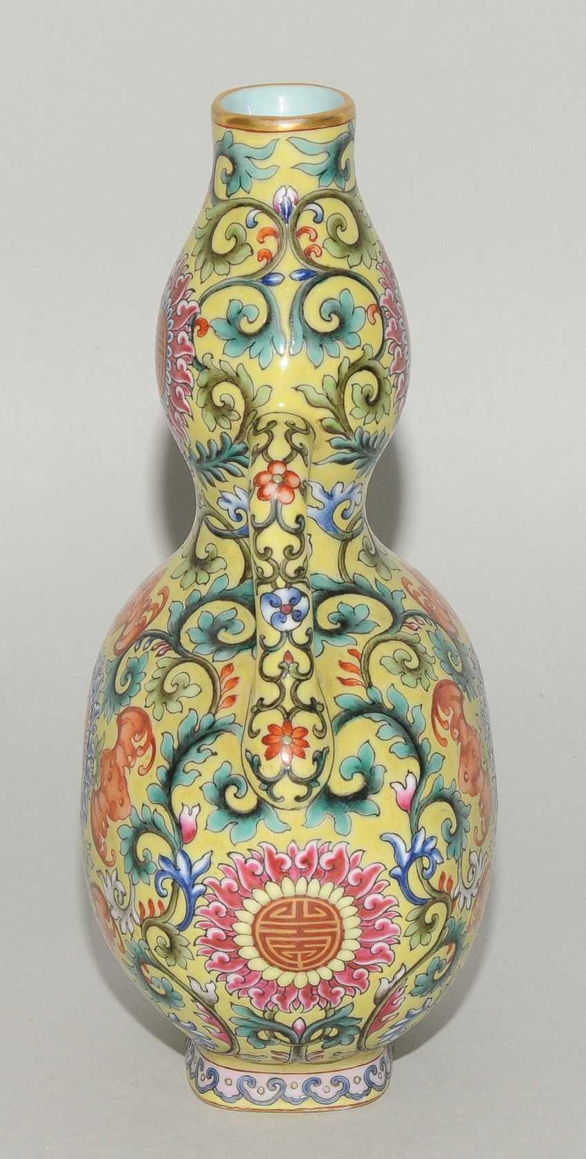 Gourds-Handle Vase - photo 3