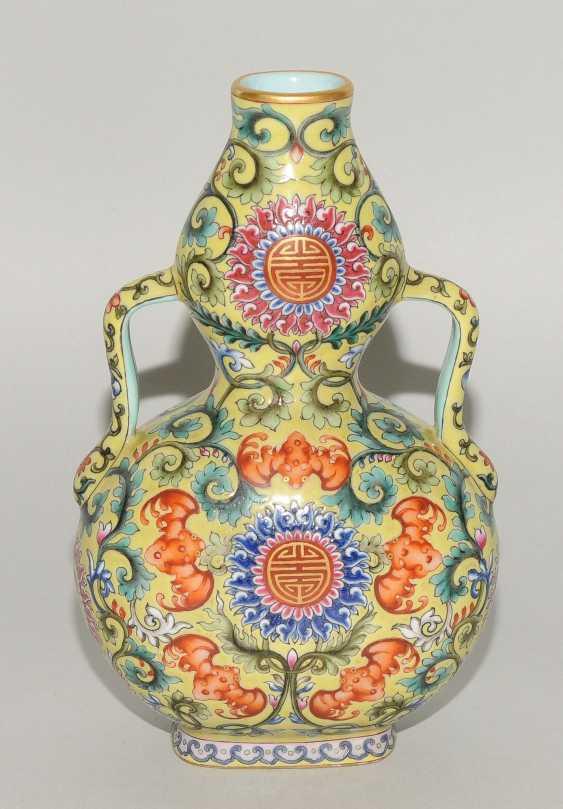Gourds-Handle Vase - photo 4