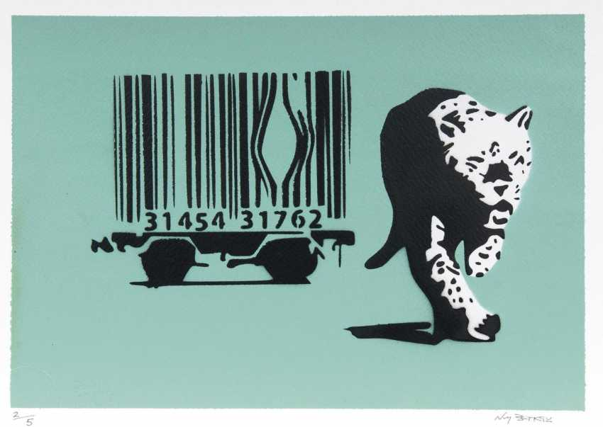 Barcode Leopard - photo 1