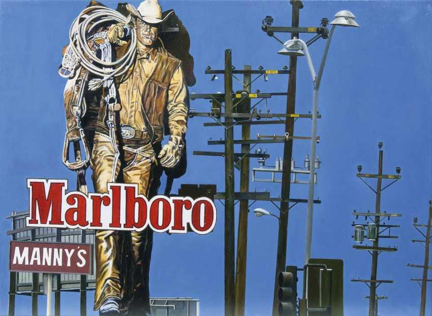 Marlboro man - photo 1