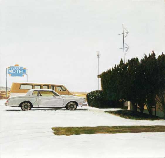 Motel im Winter - photo 1