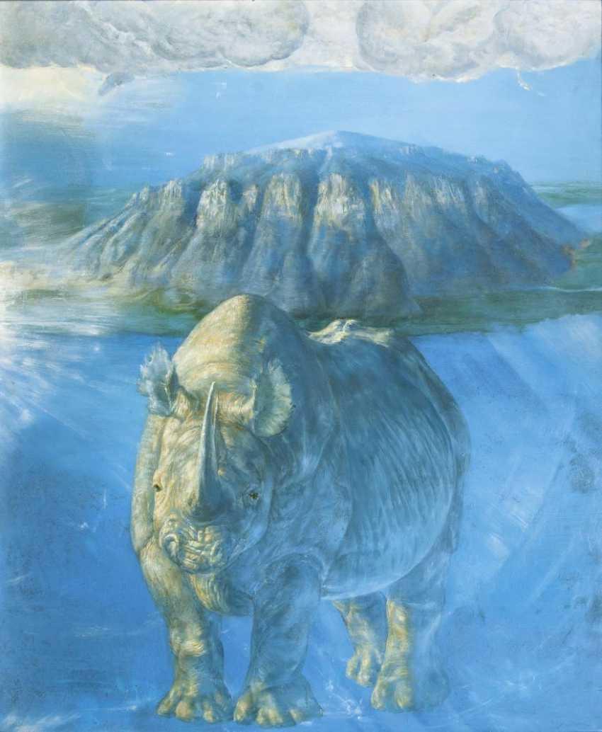 Memory of the missing Rhino - photo 1