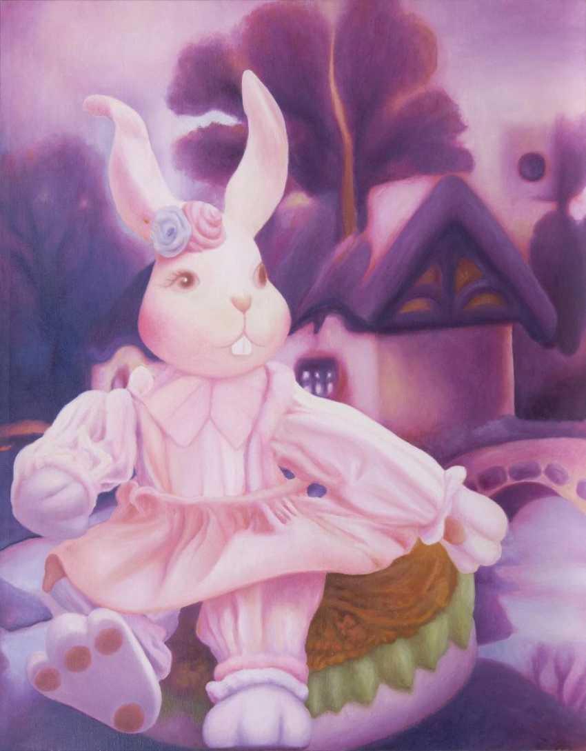 Pink Bunny - photo 1