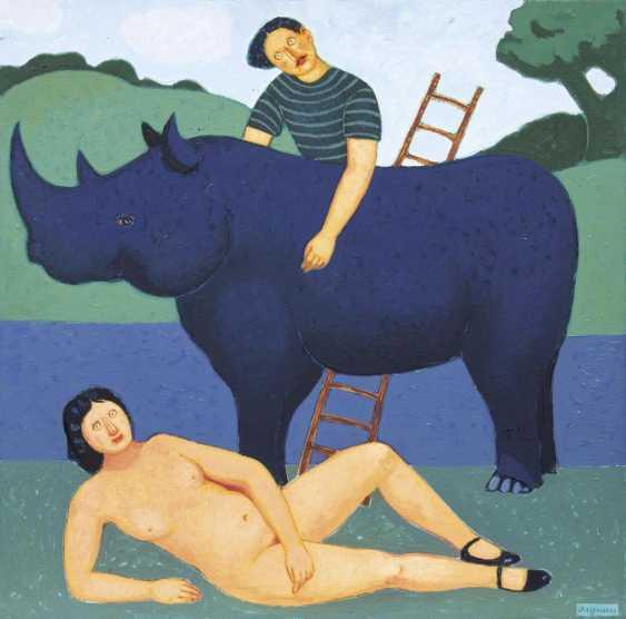 Lovers and Rhino - photo 1