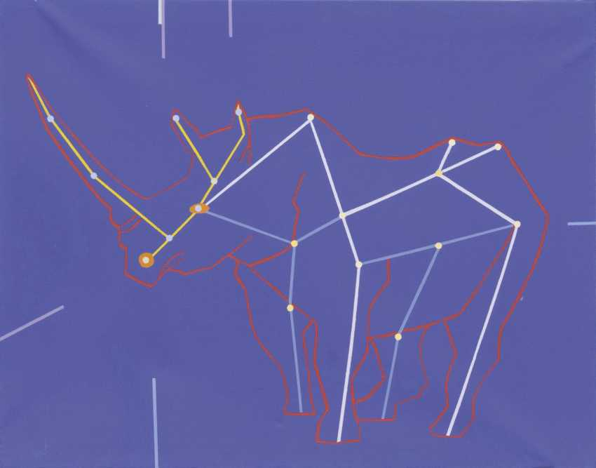The constellation of the rhinoceros - photo 1