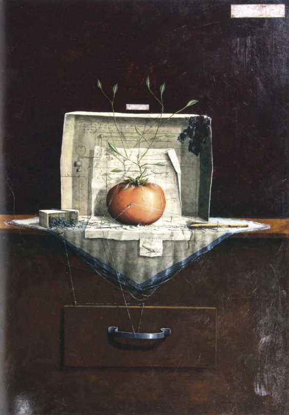 Genetically modified tomato - photo 1