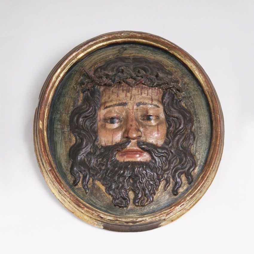 Renaissance-Tondo 'Vera Icon' - photo 1