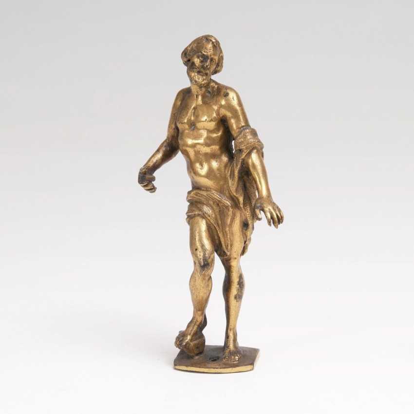 Statuette 'Mythologische Figur' - photo 1