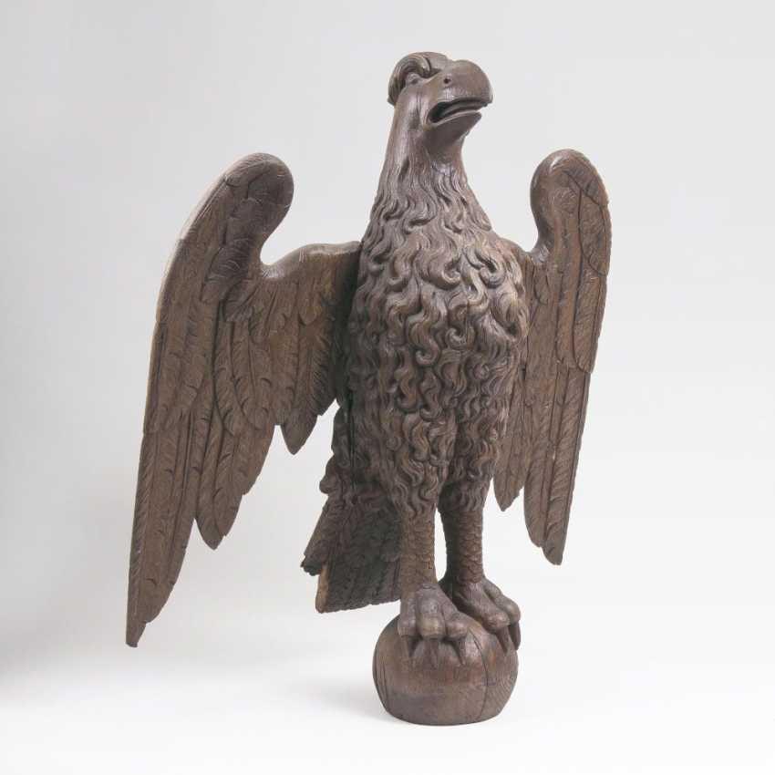 Imposante Figur 'Preußischer Adler' - photo 1