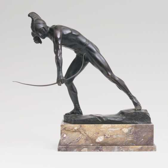 Figur 'Antiker Bogenschütze' - photo 1