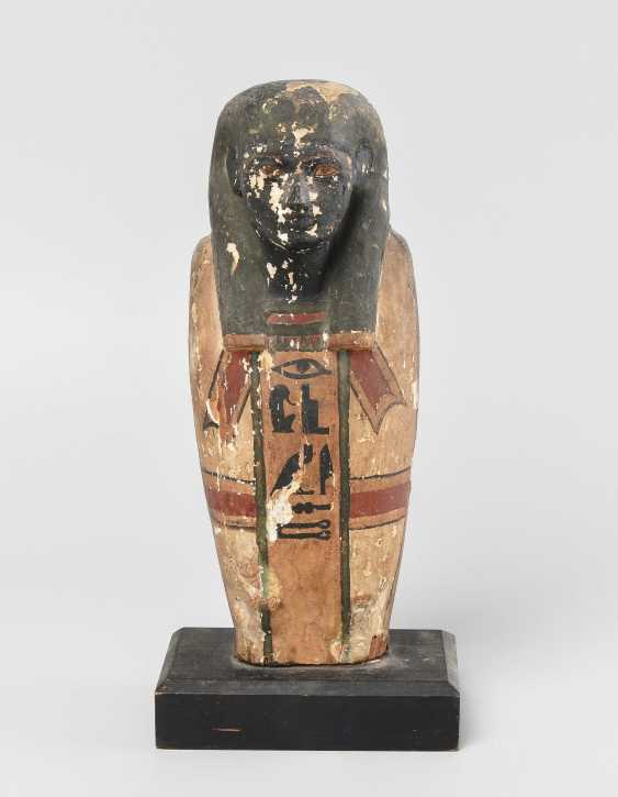 Ptah-Sokar-Osiris-Statuette - photo 1