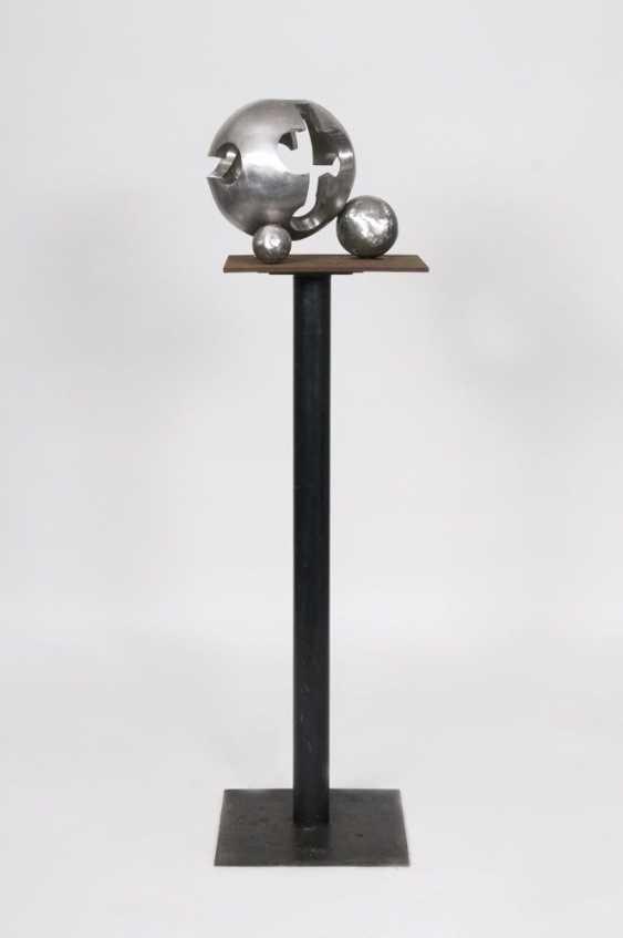 'Modell Heegbarg, Komposition Kugelraum' - photo 1