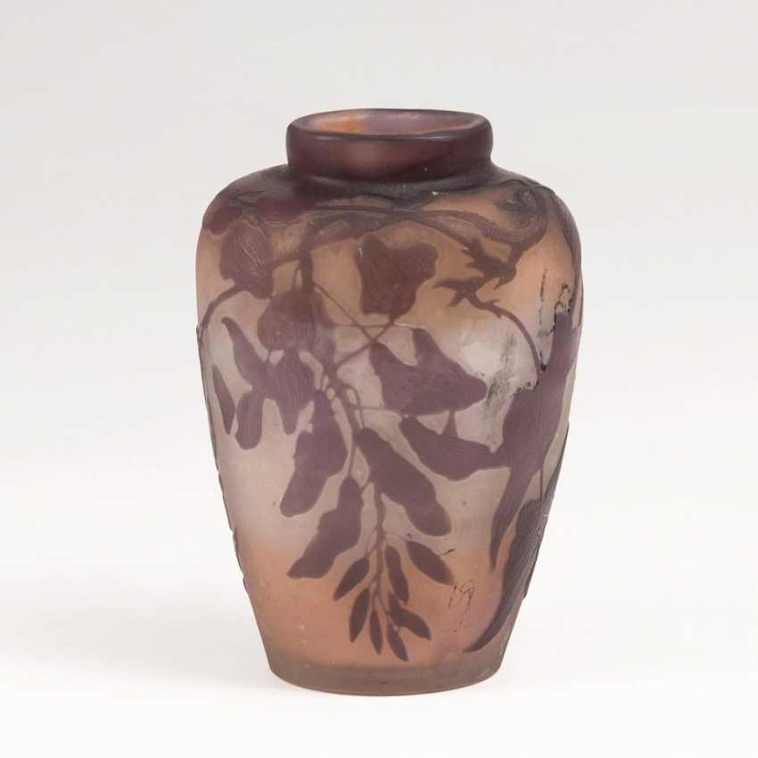 Vase with Wisteria - photo 1