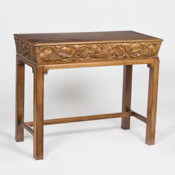 Exceptional Art Nouveau Sideboard - photo 1