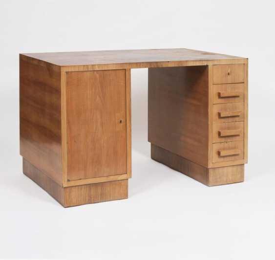 Seltener Art-déco Schreibtisch - Foto 1