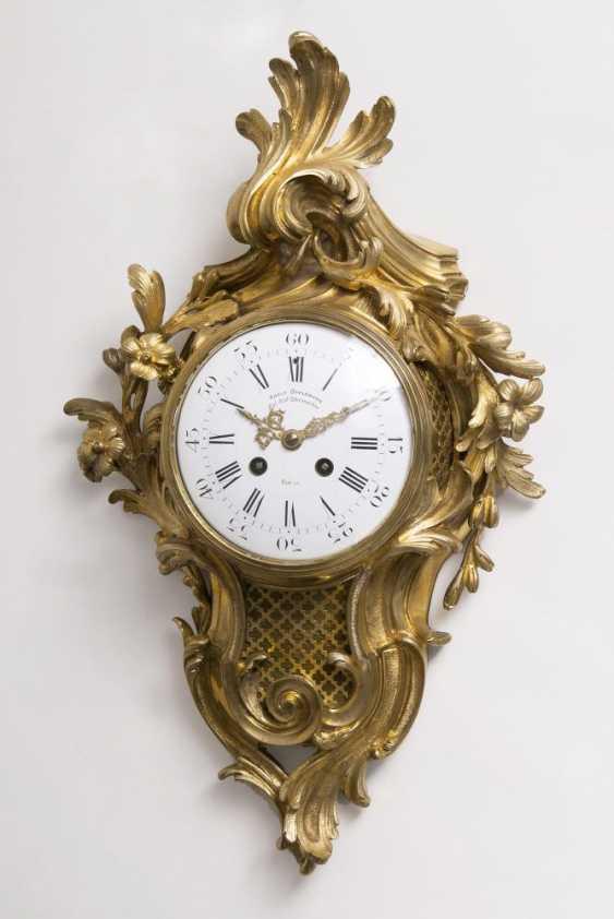 Cartel Clock - photo 1