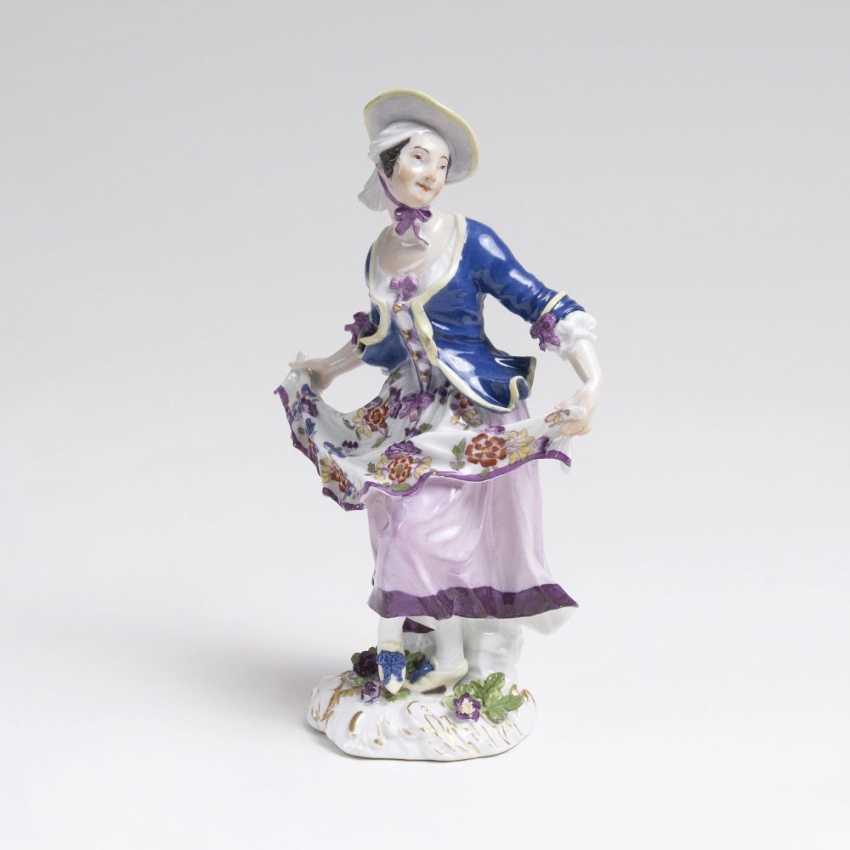 Seltene Figur 'Tanzende Tirolerin' - photo 1