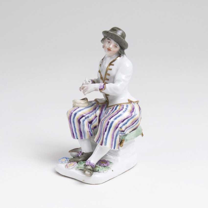 Figur 'Holländischer Bauer mit Pfeife' - Foto 1