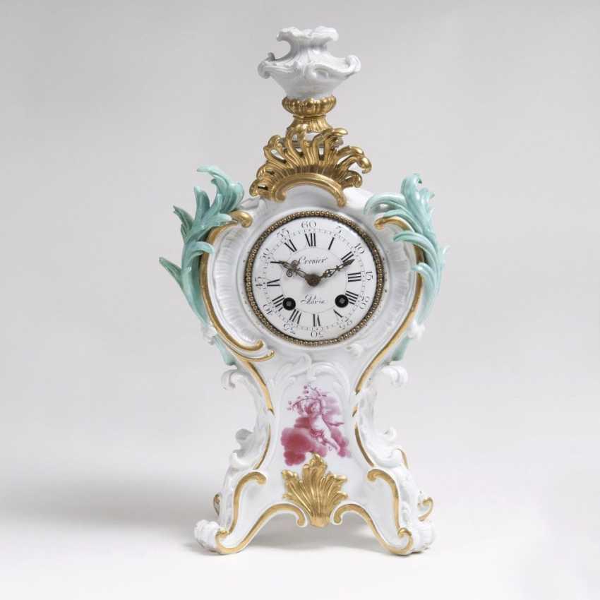 Little Rococo Pendule - photo 1