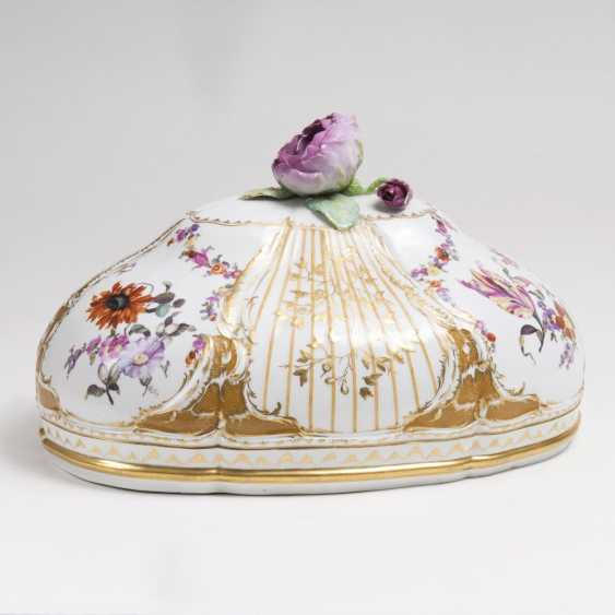 Large Cloche from the '1. Potsdam's table service' of Frederick the Great for the New Palace - photo 1