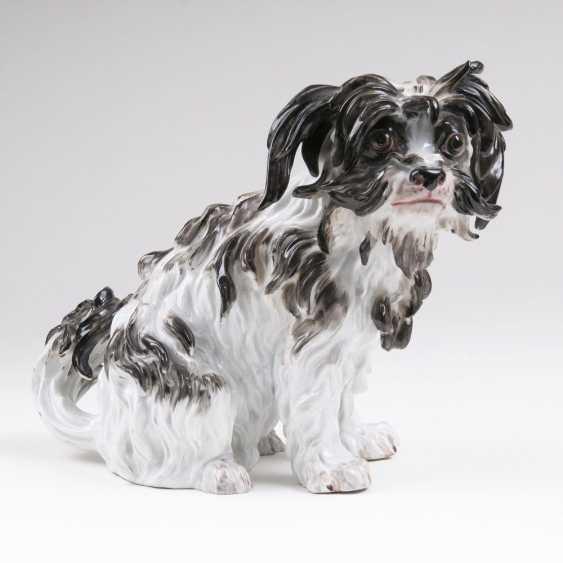 Figur 'Bologneser Hund' - photo 1