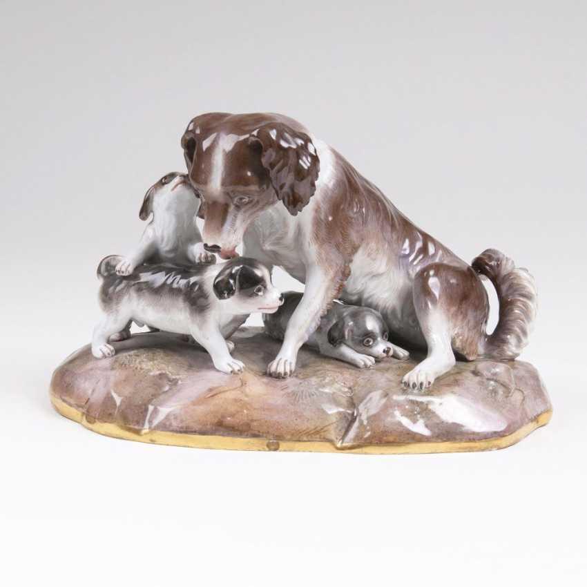 Figur 'Hundegruppe' - photo 1