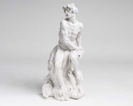 Große Figur 'Äolus'' - Foto 1