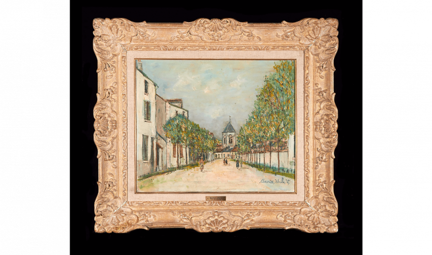 MAURICE UTRILLO (1883-1955) - photo 2