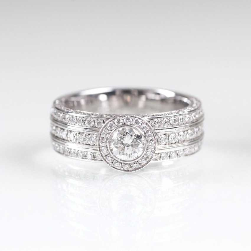 Solitaire-Brilliant Band Ring - photo 1