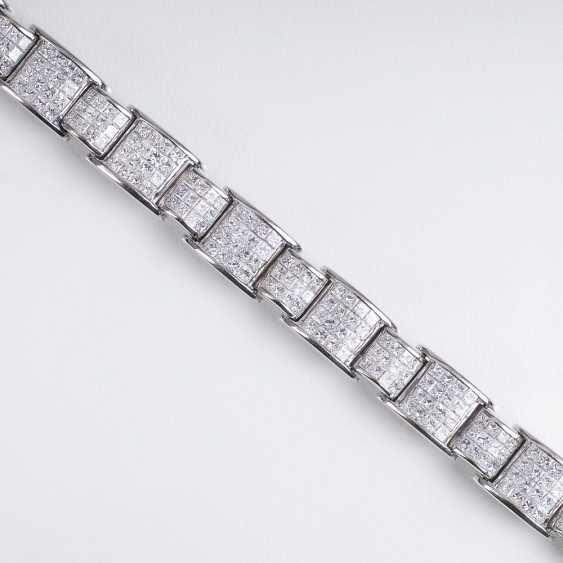 High-Carat Brilliant Bracelet - photo 1
