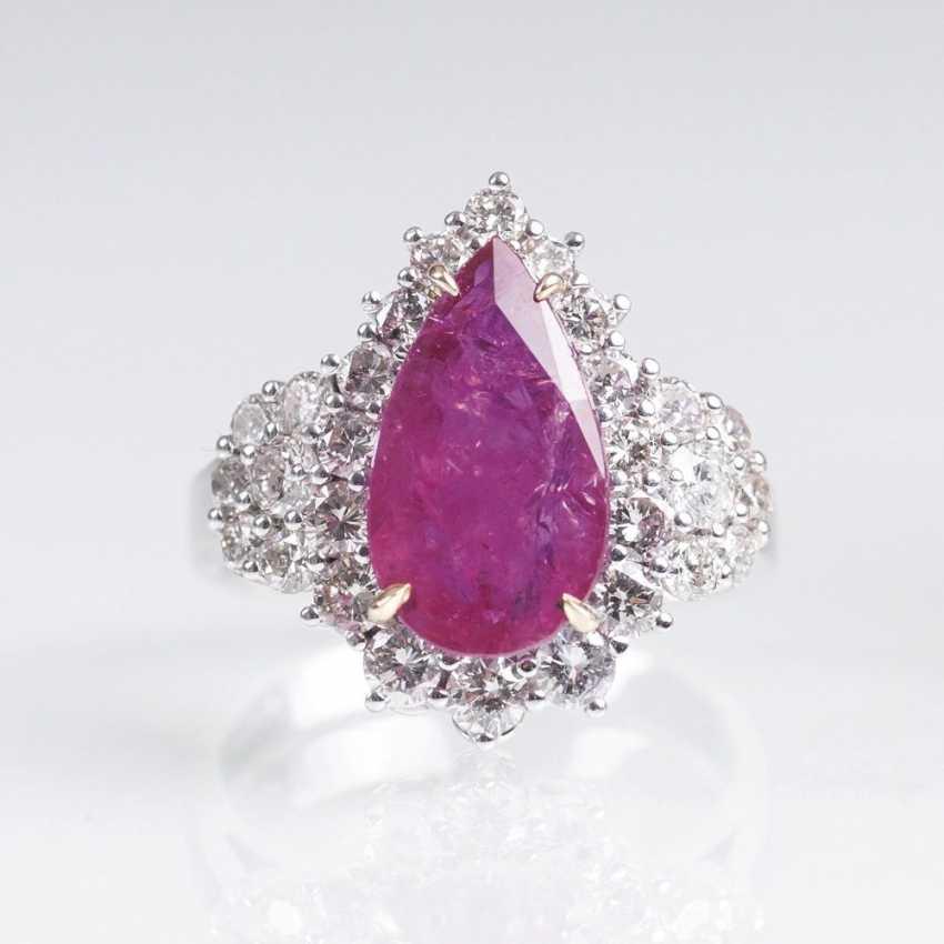 Rubin-Brillant-Ring - photo 1