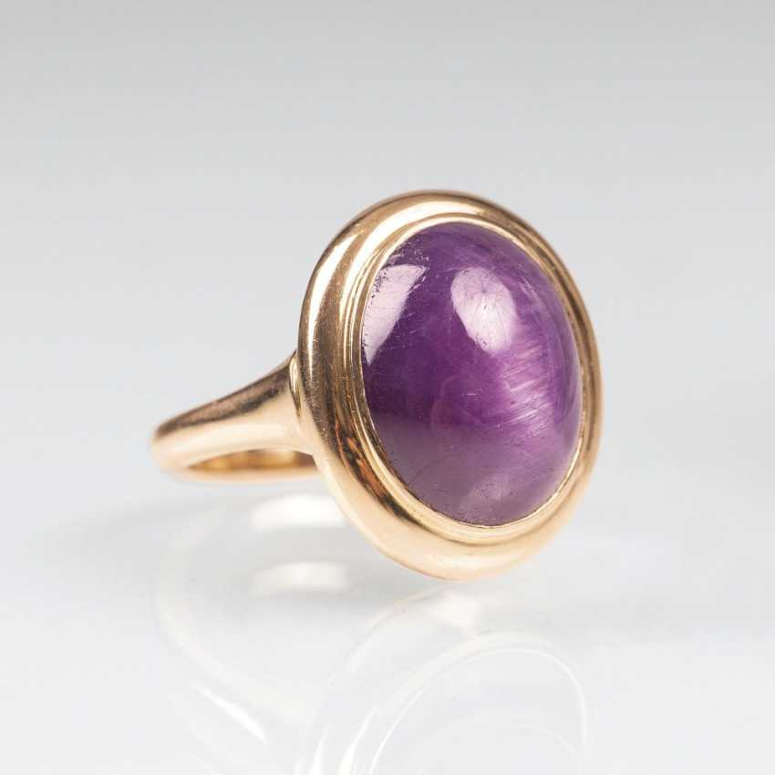 Sternrubin-Ring - photo 1