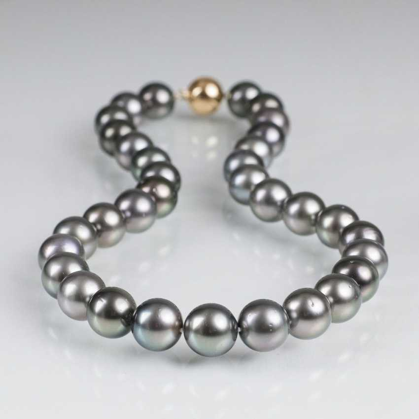Tahiti-Pearl-Necklace - photo 1