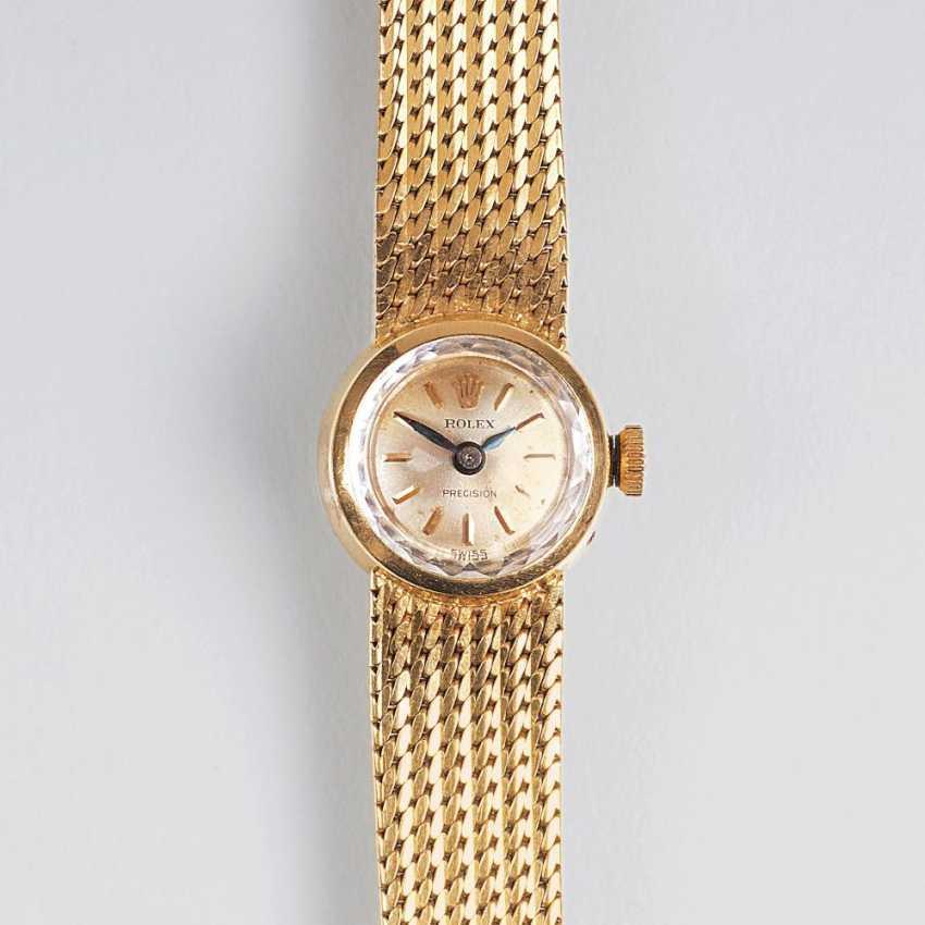 Vintage Damen-Armbanduhr 'Precision' - photo 1