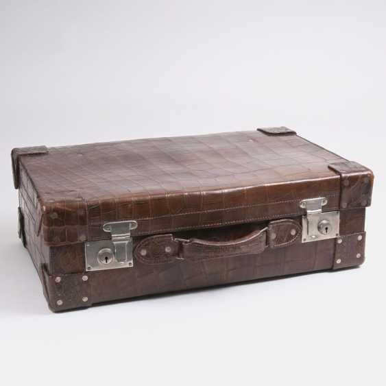 Crocodile-Suitcase - photo 1