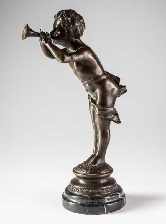 Bronzefigur - photo 1