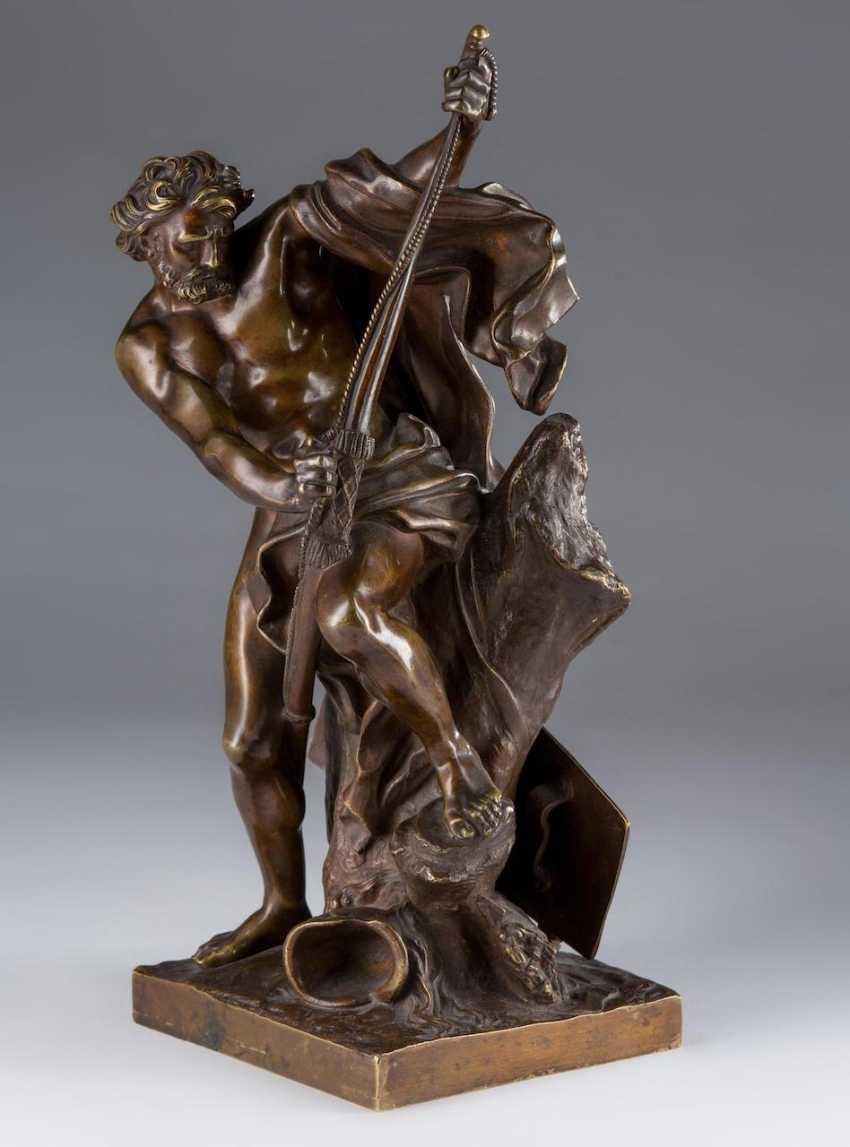 Odysseus with the bow, - photo 1