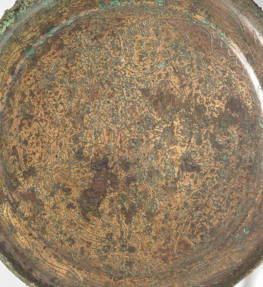 Bronze mirror - photo 2