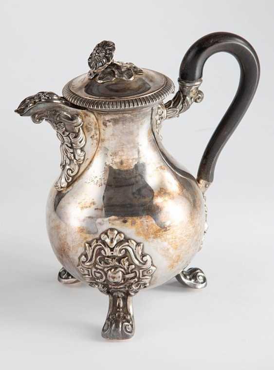Silver jug - photo 1