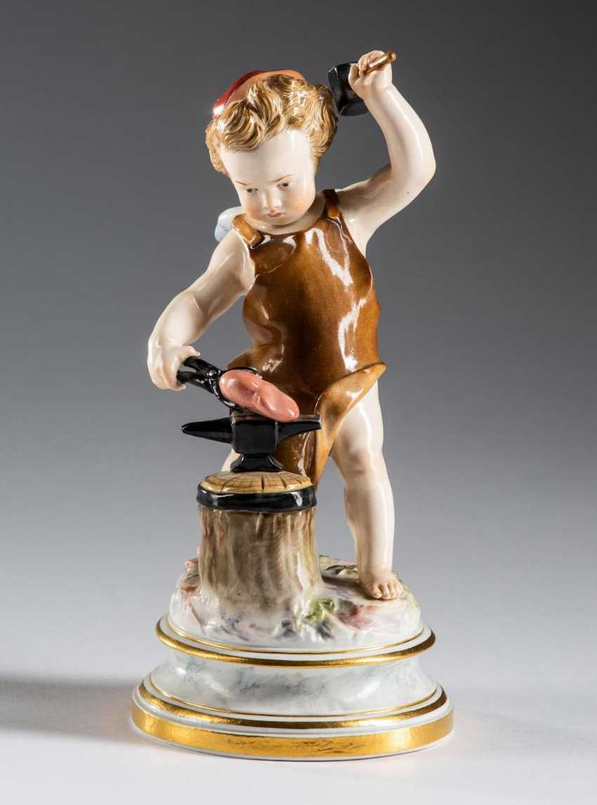 "Cupid ""The Blacksmith"", - photo 2"