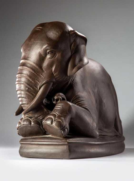 """""""Peace Elephant"""". - photo 1"""