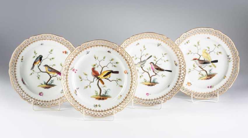 Four Plates, - photo 1
