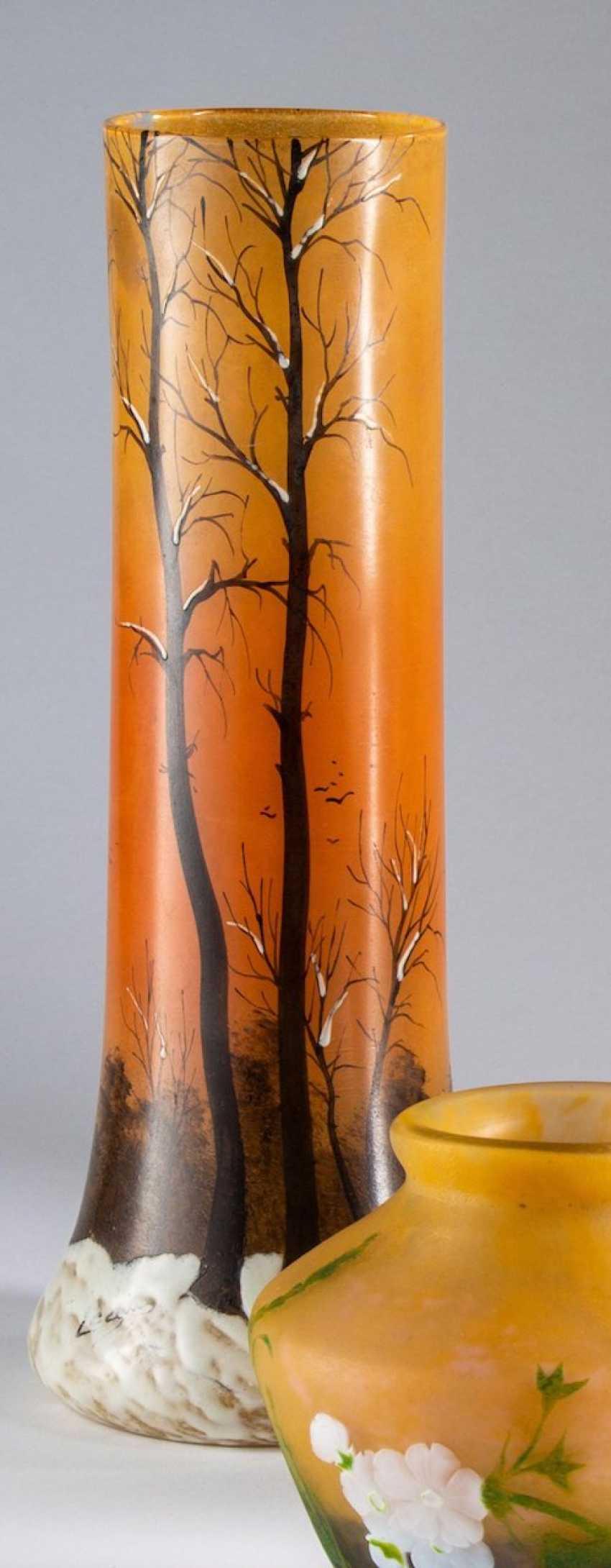 Art Nouveau style vase - photo 1
