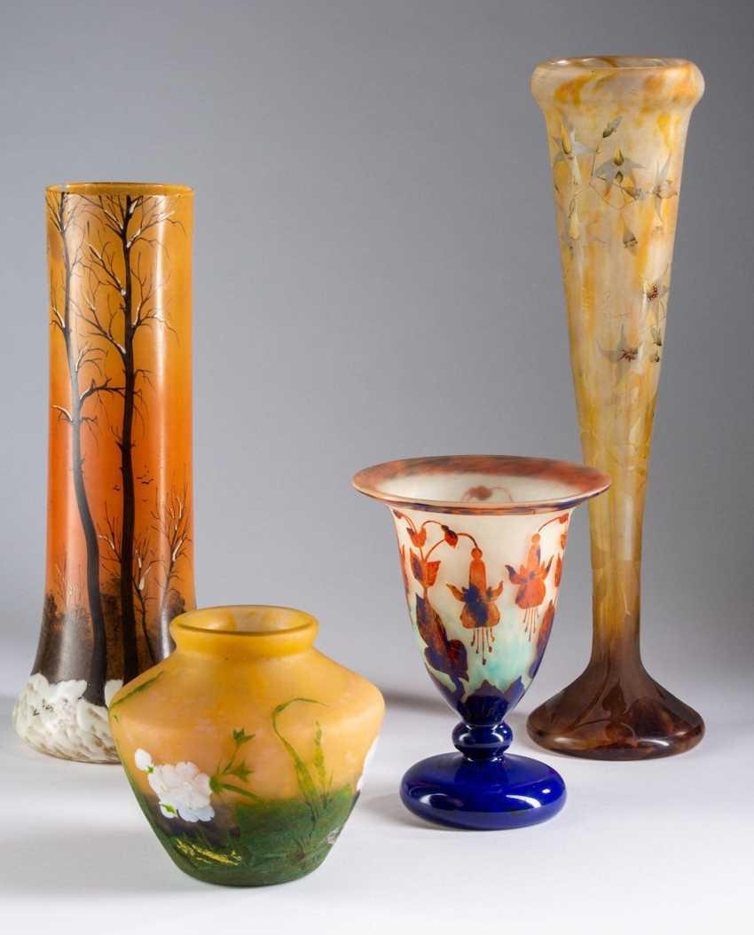 Art Nouveau style vase - photo 2