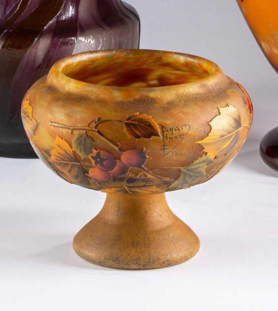 Art Nouveau Vase, Daum Nancy, - photo 1